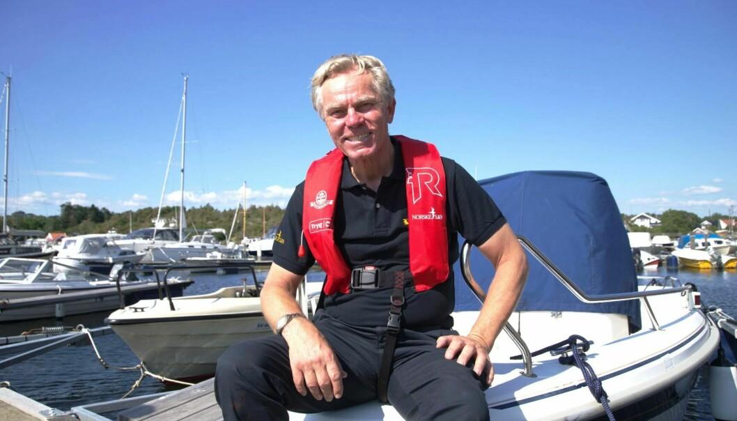 BEKYMRET: Generalsekretær Stig Hvide Smith sier at båtopplaget er truet i en rekke norske byer.