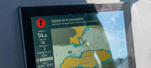 Geofencing skaper et tryggere båtliv