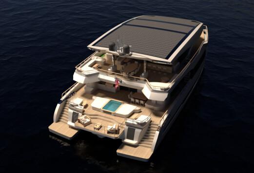 Silent-Yachts nye flaggskip