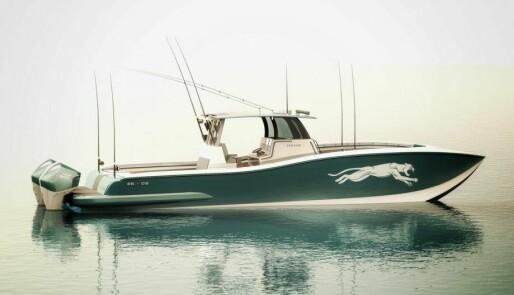 Når Jaguar lanserer ny båt ble det en for havfiske
