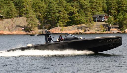 Windy sjøsetter 60-fots «lettbåt»